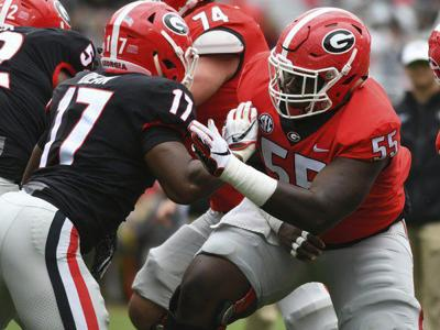 Hero from Horn Lake: LB Dean resembles Roquan Smith
