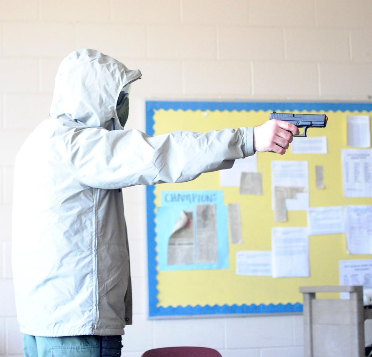 Newtown Heightened Awareness, But Local Schools Were