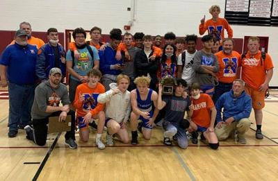Title and a turtle: Northwest wrestling defends Conasauga Cup over local teams