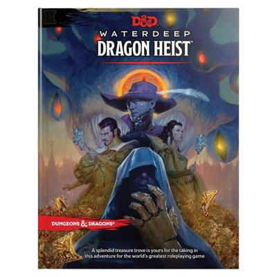 The Bookshelf: An adventure set in the world of the Forgotten Realms, 'Waterdeep: Dragon Heist'