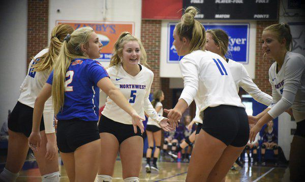 High school volleyball roundup: Northwest starts season on fire with two wins