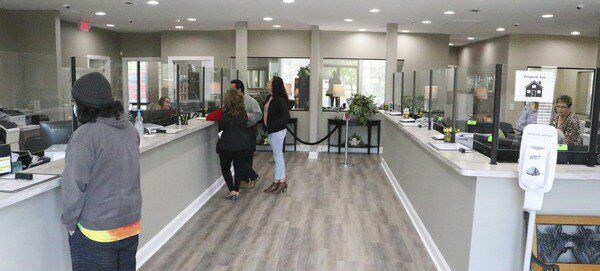 Whitfield tax commissioner's office opens in new facility