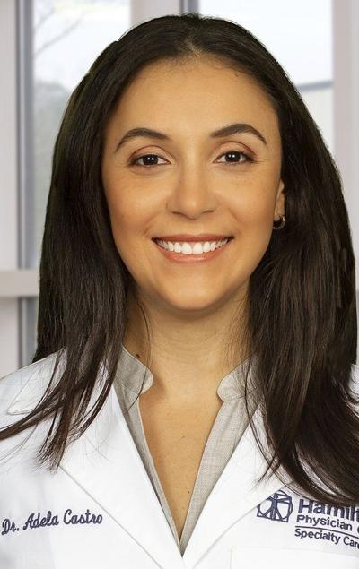 Castro joins Hamilton Physician Group - Specialty Care