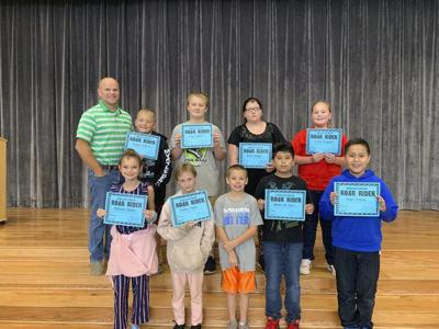 Spring Place Elementary students recognized for positive behavior