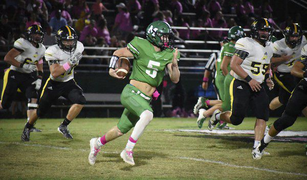 Ladd adds up: Mountaineers continue winning streak with victory at county-rival Murray County