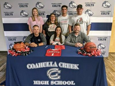Turner signs with LaGrange College