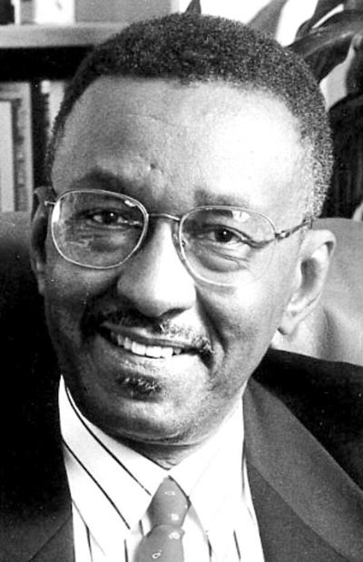 Walter E. Williams: Institutional racism