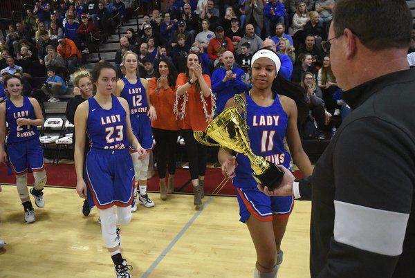 Northwest girls beat Gilmer to win tournament