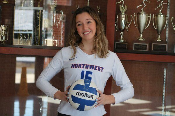 Daily Citizen-News All-Area Volleyball Player of the Year: Emma Hayes
