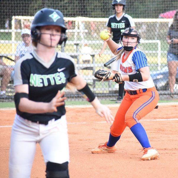 High school softball roundup: Northwest wins final regular-season game, North Murray pitcher has no-hitter in region play-in game