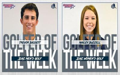 Dalton State golfers sweep SSAC weekly honors