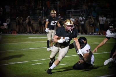 Christian Heritage's Leonard ready to get back to defense after injury