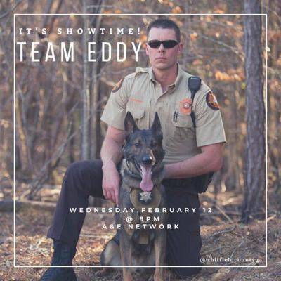 Local deputy and K9 dog featured on TV show on Wednesday