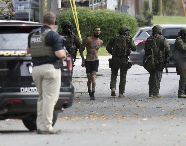Armed standoff ends after SWAT team uses tear gas