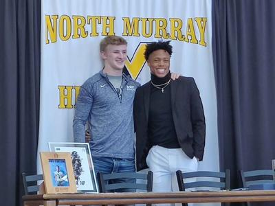 North Murray's Tidwell signs on for cadet-athlete life at Army, Petty headed for Berry College