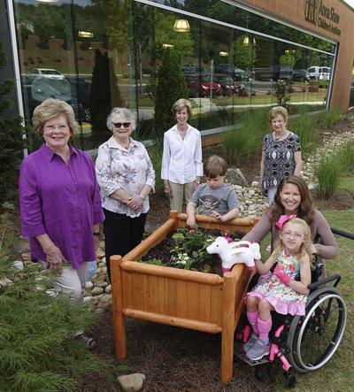 Sprig and Dig Garden Club makes donation to Anna Shaw Children's Institute