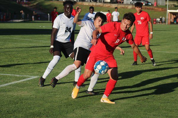 Late-half goal helps Dalton pull away from Tucker, Catamounts are Final Four-bound again