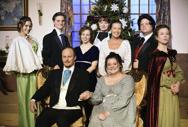 ACT invites guests to celebrate 'Christmas at Pemberley'
