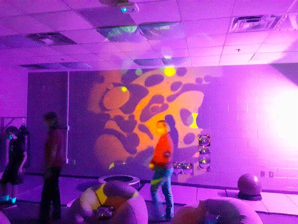 New sensory room at New Hope Middle School 'a safe space' for special needs students