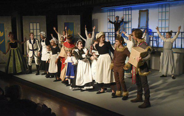 Warm hearts among icy conditions for ACT production of 'Frozen Jr.'