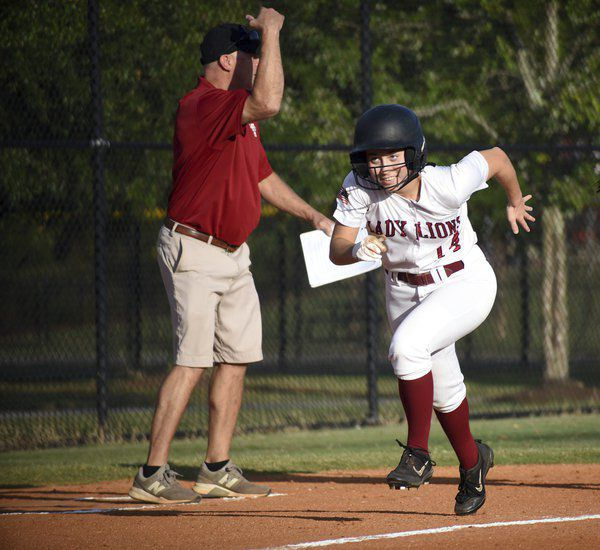 High school softball playoff roundup: Christian Heritage wins opening first-round game, Coahulla Creek needs another win to advance after splitting doubleheader