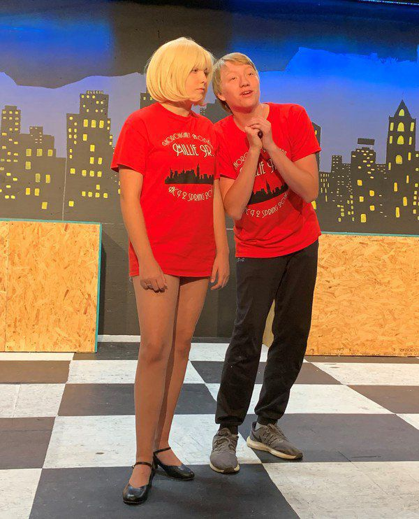 ACT to present 'Thoroughly Modern Millie Jr.'