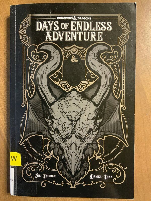The Bookshelf: Book review: 'Dungeons & Dragons: Days of Endless Adventure'