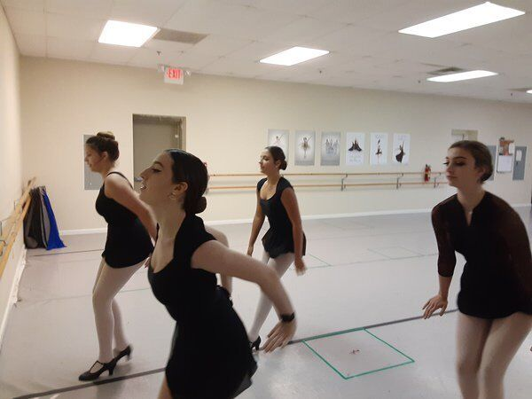 Dancers grateful to close year with recital and concert
