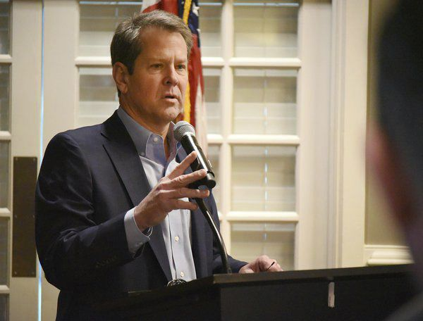 Kemp thanks supporters, promises not to forget northwest Georgia