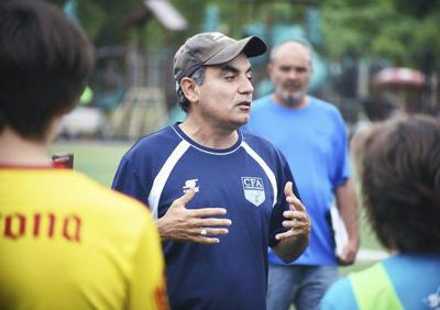 Partnership between local soccer academy, Chattanooga team aims to 'grow the game'
