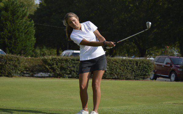 3 DSC women's golfers named All-American Scholars