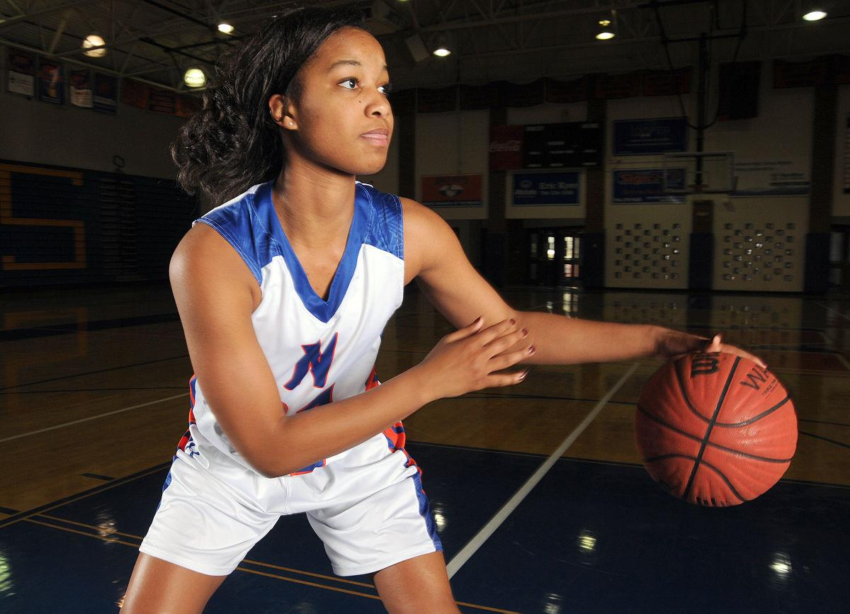 bfb9e381805c Northwest Whitfield High School guard Bria Clemmons is The Daily Citizen s  All-Area player of the year for girls basketball.