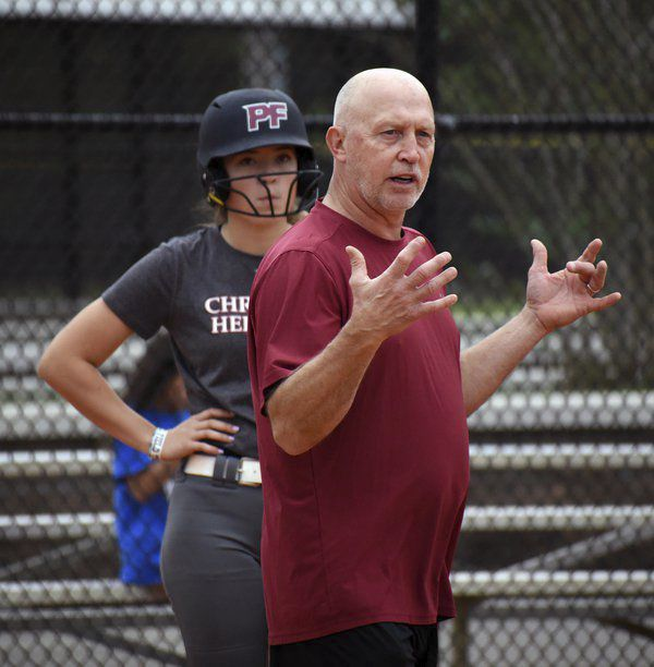 Cool and calm: Christian Heritage softball taking confident approach into Sweet 16