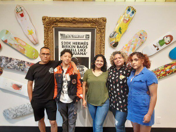 'Serious and fun' pop art featured at the Creative Arts Guild
