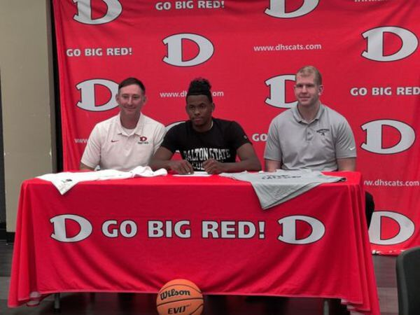Staying home: Dalton High basketball's Almonte signs with Dalton State