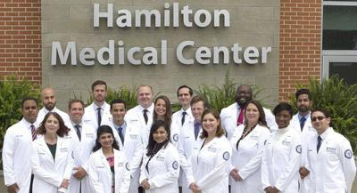 Hamilton Health Care System holds White Coat Ceremony for residents