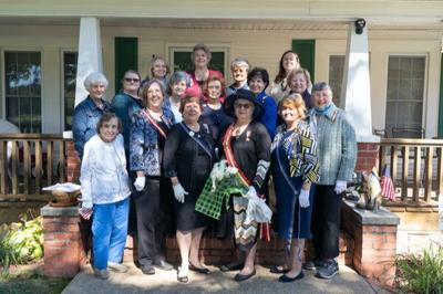 Groups hold veteran marker dedication