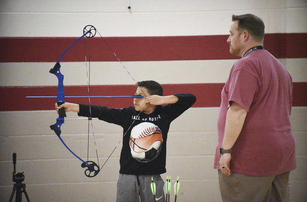 Eastside Elementary archery team headed to state tournament in its first year of competition