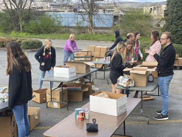 Christian Heritage School seniors' service project expected to have lasting impression on them