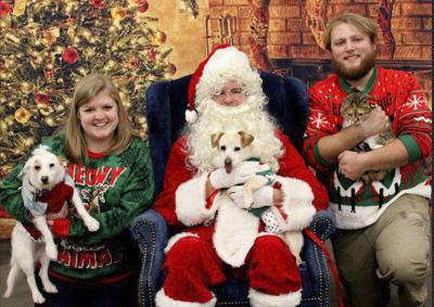 Santa Paws photos set for Saturday