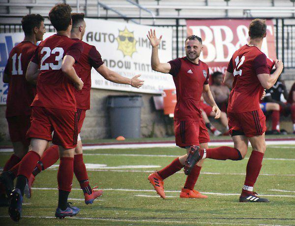 Cashin' in: Dalton Red Wolves earn shutout victory behind reserve player's two goals