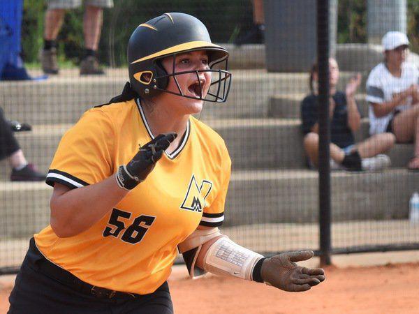 High school softball roundup: North Murray beats defending state