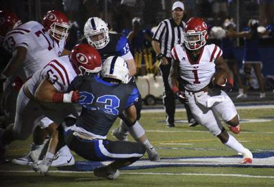 Gibbs to play in All-American Bowl Saturday