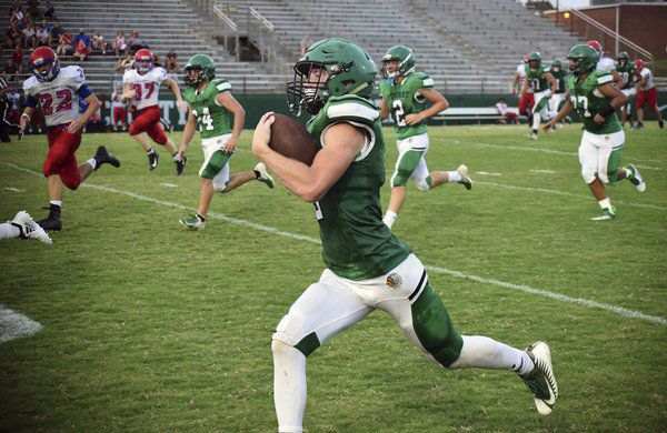 First-look football: Murray County likes what it sees in scrimmage; Northwest and Creek fall in preseason games