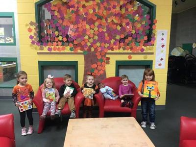 Friendship House families read 8,120 books in 42 days