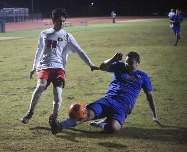Dalton tops Northwest in boys soccer showdown