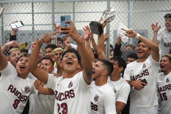 Southeast claims first state title since 2017, caps undefeated season in Class 4A soccer championship