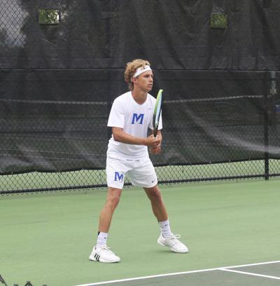 Ellinger Closes Career At Tennessee State Tennis Tournament Local