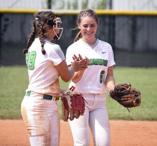 High school softball roundup: Murray County picks up first win
