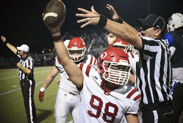 High school football roundup: Murray County gets first win since 2017; Dalton RB Gibbs has career-high night with 438 yards, 8 TDs